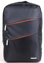 "Раница за лаптоп 15.6"" Kingsons Laptop Backpack Evolution Series KS8533-B - Черен"