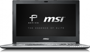 "MSI (MS-16H8) 15.6"" FHD, 6700HQ, 8GB DDR4, 256GB SSD, 1TB HDD, GTX 960M, Win 10, Сребрист"