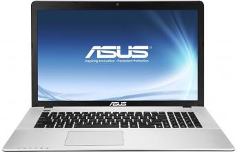 Лаптоп ASUS X750LN-T4051,  Intel Core i7-4500U up to 3.00 GHz