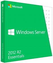 Windows Server Essentials 2012 R2 64-bit Eng 1pk DSP DV G3S-00716U