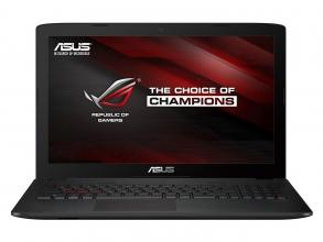 "ASUS ROG GL552VX-DM447D 15.6"" FHD, Intel Core i7-6700HQ, 8GB RAM, 1TB HDD, GTX 950M 4GB, Черен (90NB0AW1-M05360)"