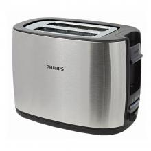 Тостер, Philips HD2628/20, Метален
