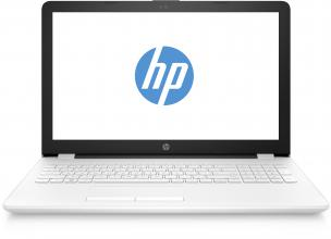 "UPGRADED HP 15-bw004nu (1WP73EA) 15.6"" FHD, AMD A9-9420, 4GB RAM, 256GB SSD, 1TB HDD, AMD Radeon 520, Бял"