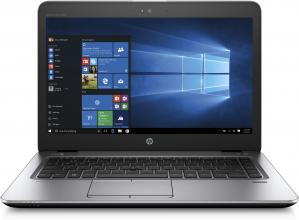 "HP EliteBook 840 G4 14"" FHD, Intel Core i5-7200U, 8GB RAM, 256GB SSD+500GB HDD, Windows 10 Pro, Сребрист (X3V02AV_23712098)"