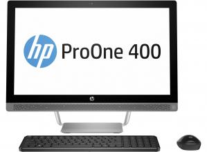 "All-in-One HP ProOne 440 G3 (Intel Core i5-7500T 2.7/3.3GHz, 23.8"" FHD UWVA AG + WebCam, 8GB DDR4 2133MHz, 128GB M.2 SSD + 1TB HDD, DVDRW, Win 10 Pro) (1KP42EA)"
