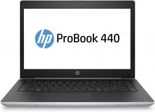 "UPGRADED HP Probook 440 G5, 14.0"" FHD UWVA, i5-8250U, 8GB RAM, 1TB SSD, Сребрист"