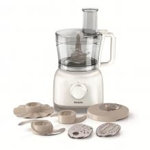 Кухненски робот, Philips Daily Collection HR7627/00, Бял