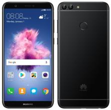 "Huawei P Smart, FIG-LX1, 5.65"" UHD (2160x1080), 3GB RAM, 32GB, Dual SIM, Черен (6901443211975)"