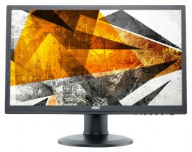 "AOC I2460PXQU, 24"" IPS, (1920x1200), 5 ms, Черен"