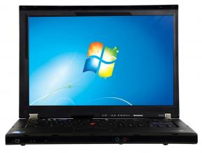 "Lenovo ThinkPad R400, 14.1"" 1440x900, T5870, 3GB RAM, 120GB HDD, Cam"