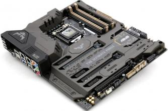Дънна платка ASUS TUF Z270 MARK 1 (ASUS-MB-TUF-Z270-MARK-1)