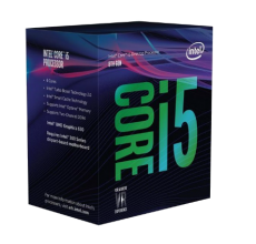 Процесор Intel Core i5-8600K (3.6/4.3GHz, 9MB Cache) (I5-8600K/3.6GHZ/9MB/BOX/1151)