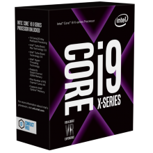 Процесор Intel® Core™ i9-7900X (13.75MB Cache, up to 4.3 GHz) (BX80673I97900XSR3L2)