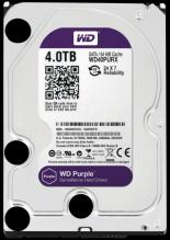 Твърд диск Western Digital 4TB 7200rpm 64MB Purple WD40PURX