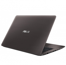 "Asus K556UQ-DM1145D 15.6"" FullHD, Intel Core i7-7500U, 8GB RAM, 256GB SSD + 1TB HDD, nVidia GeForce 940MX 2GB, Тъмно кафяв (90NB0BH1-M15200)"