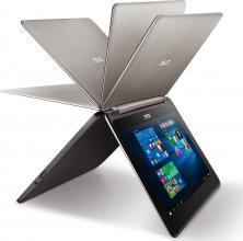 "Ултрабук ASUS Flip TP200SA-FV0109T, Intel Celeron N3050 (up to 2.16GHz) 11.6"" HD, 4GB RAM, 64 SSD, Intel HD Graphics, Windows 10, 90NL0082-M04530"