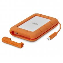 Външен диск LaCie Rugged Thunderbolt 4TB USB 3.0 Type-C, Thunderbolt (STFS4000800)