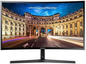 "Samsung C24FG396F Curved 23.5"" LED, Full HD (1920x1080), Черен"