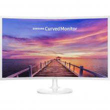 "Samsung C32F391F Curved 31.5"" LED, Full HD (1920x1080), Бял"