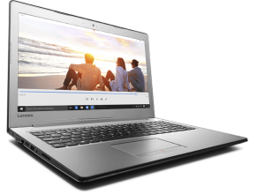 "Lenovo IdeaPad 510 (80SV00U6BM) 15.6"" IPS FHD,  Intel Core i7-7500U, 8GB DDR4, 256GB SSD, GF 940MX 4GB, Сребрист"