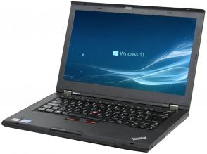 "UPGRADED Супер бърз Lenovo T430s 14"" 1600x900, i5-3320M, 16GB RAM, 240GB SSD, Cam"