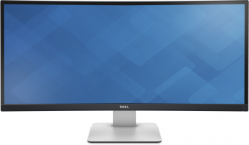 "Dell U3415W, 34"" Curved LED, IPS, 3440 x 1440"