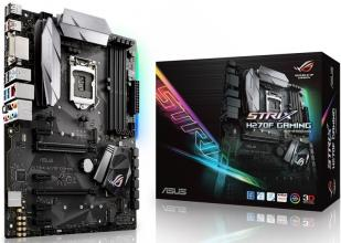 Дънна платка ROG STRIX H270F GAMING (ASUS-MB-H270F-STRIX-GAMING)