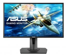 "Геймърски монитор Asus MG248QR, 24"" LED TN, 1ms, 144Hz, Flicker free"