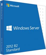Windows Server Standard 2012 R2 x64 English 1pk DSP DVD P73-06165U