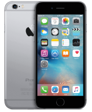 НОВ Apple iPhone 6s Plus 32GB Сив