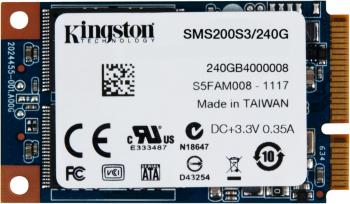 SSD диск Kingston mS200 240GB mSATA