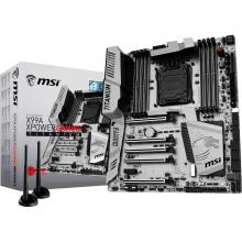 Дънна платка MSI X99A XPOWER GAMING TITANIUM (X99A_XPOWER_GAMING_TITANIUM)