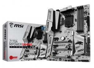 Дънна платка MSI Z170A MPOWER GAMING TITANIUM (Z170A_MPOWER_GAMING_TITANIUM)