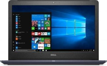 "Dell Vostro 5468 14"" HD, i5-7200U, 4GB RAM, 1TB HDD, GF 940MX 2GB DDR5, Син"