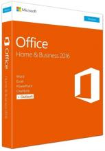 Оригинален Microsoft Office Home and Business 2016 Win English EuroZone Medialess P2 T5D-02826