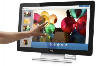 "Dell P2314T, 23"" Wide LED Touch, 1920x1080 FullHD, P2314T-B"