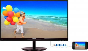 "Philips 246V5LSB, 24"" TN LED, Full HD 1920 x 1080"