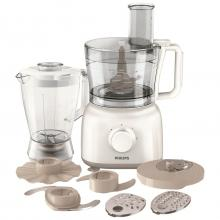 Кухненски робот, Philips Daily Collection HR7628/00, Бял