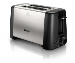 Тостер, Philips HD4825/90, Метален