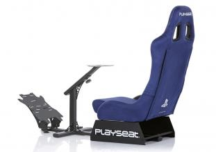 Геймърски стол Playseat Evolution PlayStation, Син (PLAYSEAT-RC-PS)