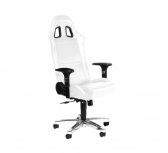 Стол Playseat Office Seat, Бял (PLAYSEAT-OFF-W)