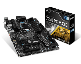 Дънна платка MSI Z270 PC MATE (Z270_PC_MATE)