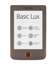 E-Book Reader Pocketbook Basic LUX -