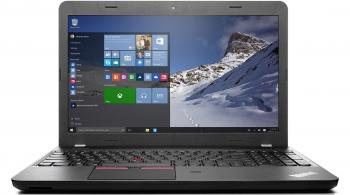 Lenovo ThinkPad Е560, Intel Core i7-6500U (up to 3.10GHz) 8GB RAM, 1TB HDD, AMD Radeon R7 M370 2GB, Черен