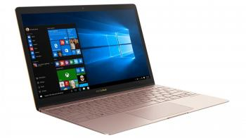 "Asus Zenbook 3 12.5"" LED FHD, i7-7500U, 16GB, 512GB SSD, Intel HD 620, Windows 10,Розово злато"