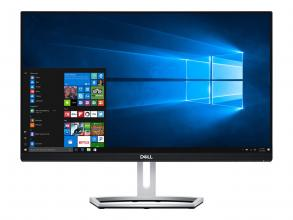 "Dell S2318M, 23"" Wide LED, IPS, FullHD 1920x1080, 6ms, Черен/Сребрист"