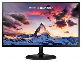 "Samsung S22F352FHU, 21.5"" TN LED, 5ms, Full HD 1920x1080, Черен"