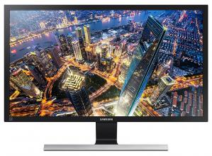 "Samsung U28E570DS, 28"" LED, UHD 3840 x 2160, 370 cd/m2, Mega DCR"