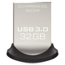 USB Флаш памет SanDisk Ultra Fit 32GB USB 3.0