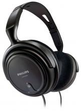 Слушалки Philips HiFi SHP2000 - Черни